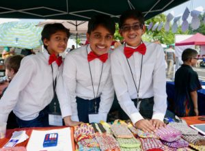 Kid business fair