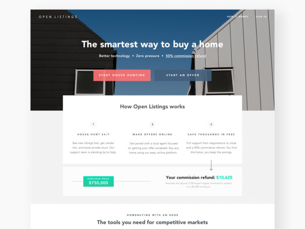 Homebuying startup Open Listings expands to Seattle with backing