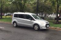 Driverless van