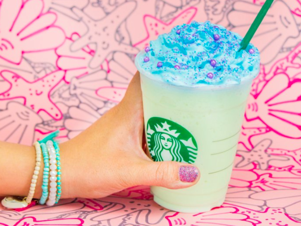 Starbucks Whipping Up An Official But Limited Mermaid
