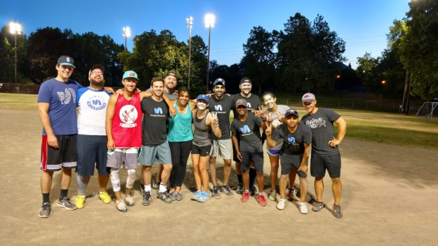 SimplyMeasured softball