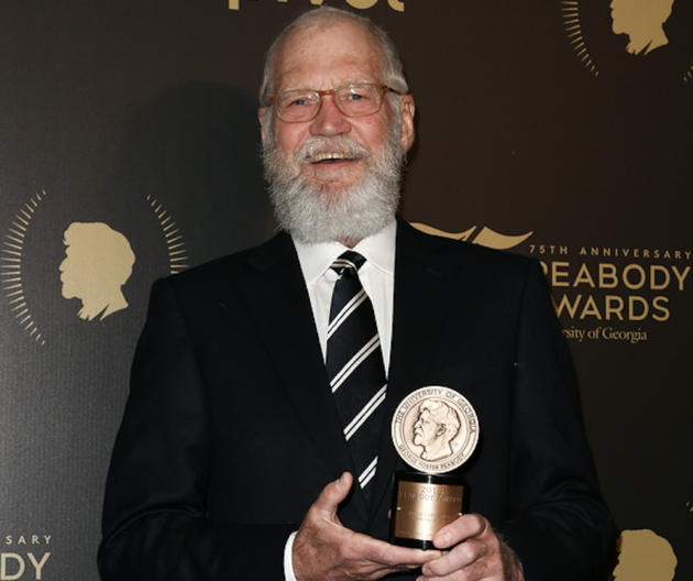 Netflix lures David Letterman back to TV with six-episode series ...