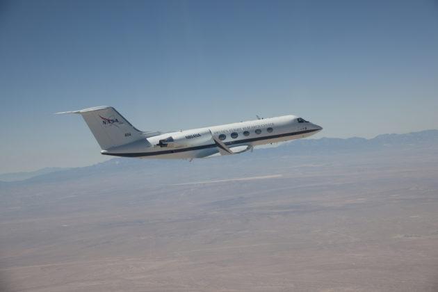 NASA plane