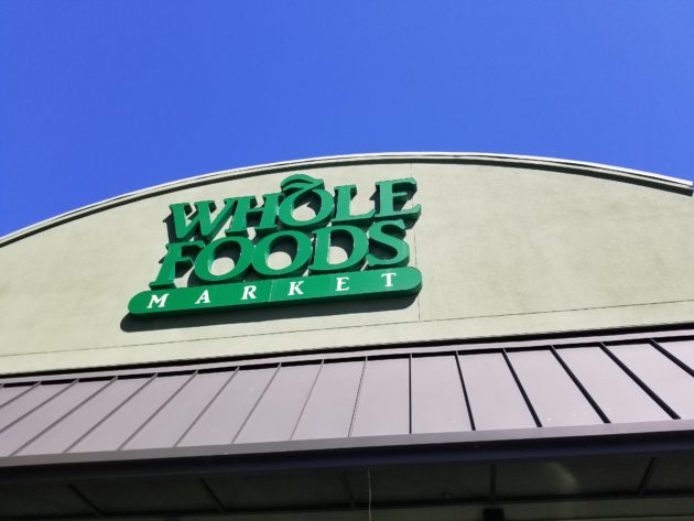 Amazon begins free Whole Foods delivery to Prime Now members