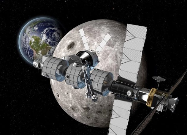 lunar deep space - photo #3