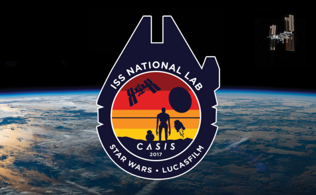 ISS National Lab mission patch