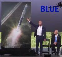 Bezos announcement in Florida