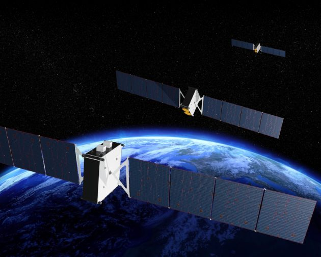 Boeing to Help SES Build 7 Medium Earth Orbit Satellites""
