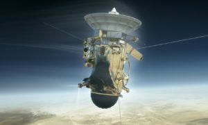 Cassini's end