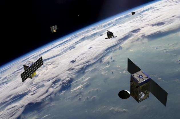 BlackSky satellite constellation