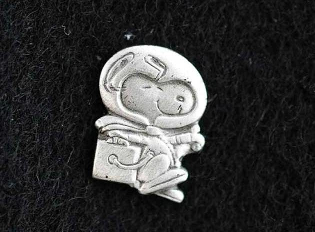 Silver Snoopy