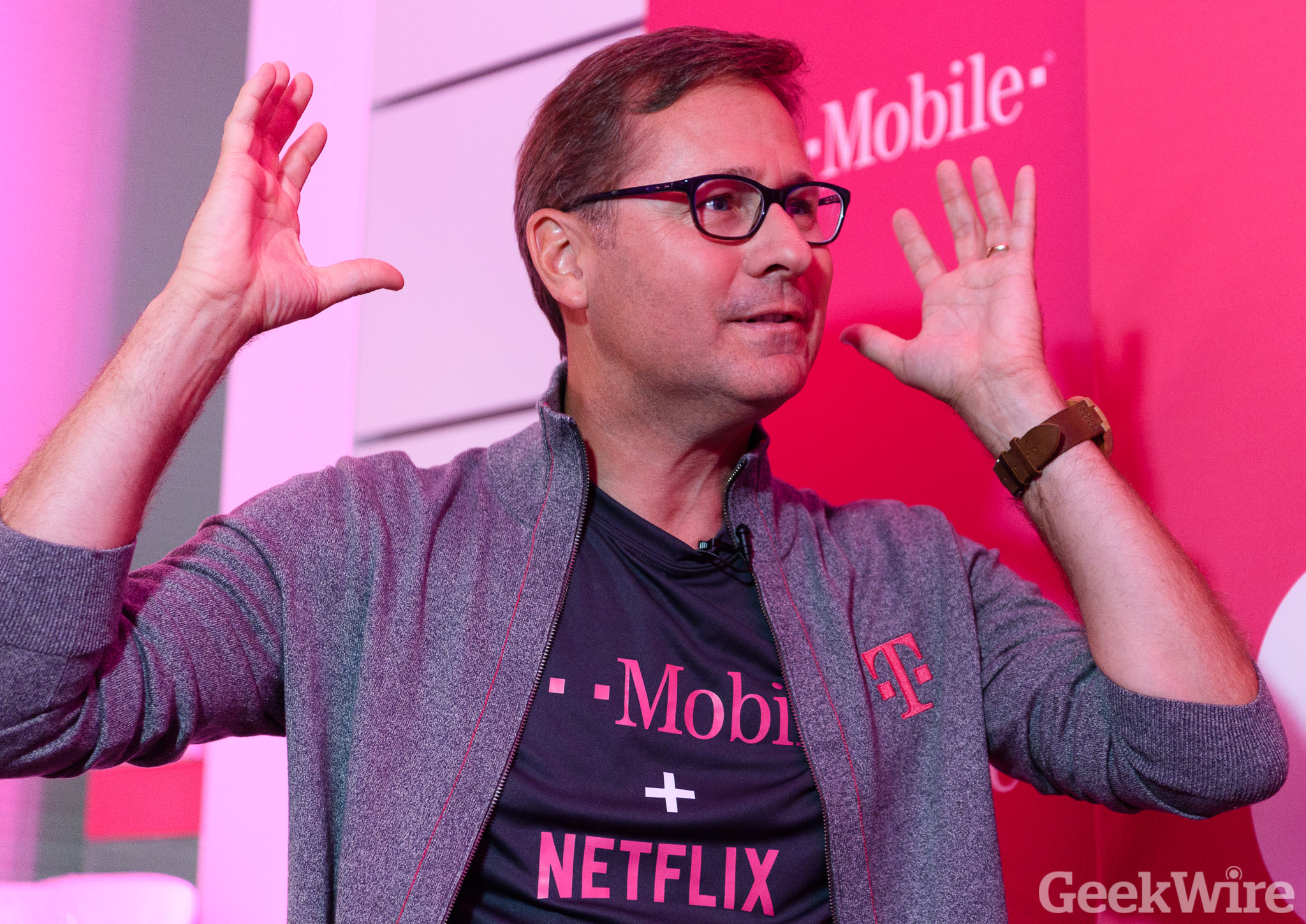 Here S How Much T Mobile Execs Stand To Earn Following Ceo John