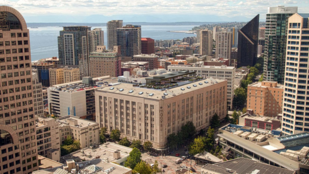 Amazon Will Move Into Macy S Building In Landmark Seattle