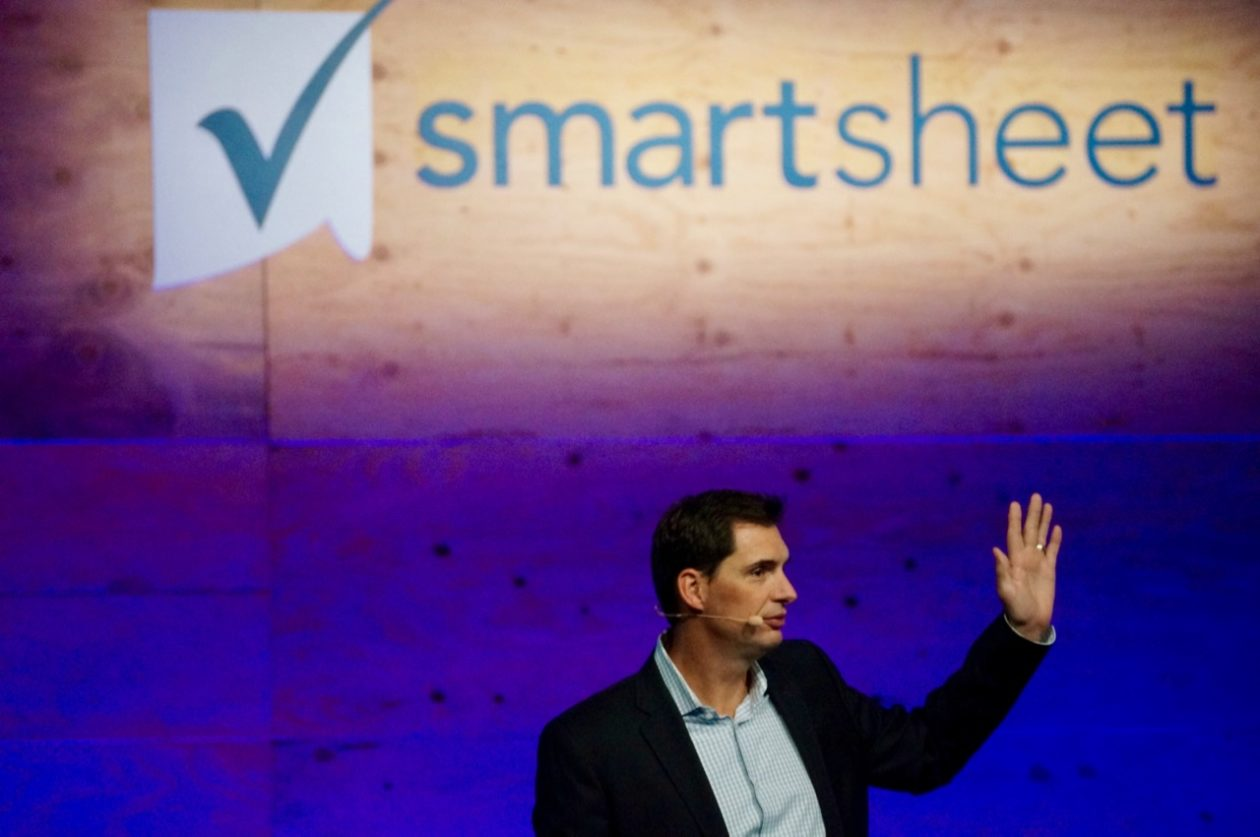 Wall street warms to enterprise software could this bode well for wall street warms to enterprise software could this bode well for smartsheet docusign and others geekwire biocorpaavc Image collections