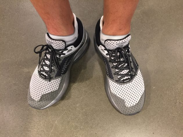 e5d0bf1eb58ab Testing the new Brooks Levitate  Can this high-tech shoe actually ...