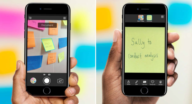 Microsoft Pix camera app can now recognize documents, whiteboards and more
