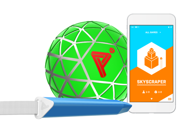 Startup Spotlight: This sensor-infused ball from Play Impossible encourages kids to be active