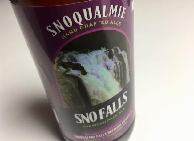 Snoqualmie Falls beer