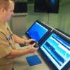 Xbox 360 controller Navy