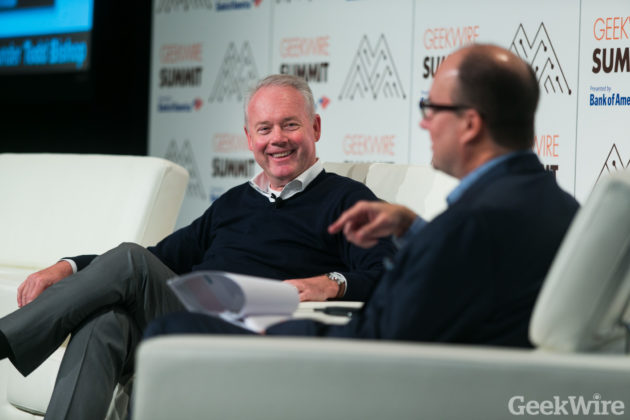 Starbucks CEO explains how company ties together a physical store experience with digital innovation