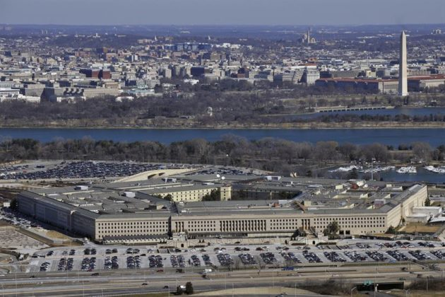 Report: The Pentagon plans to increase its use of cloud computing in security push