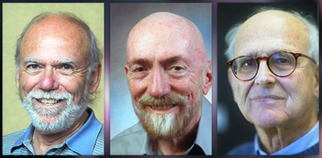 Nobel physics laureates