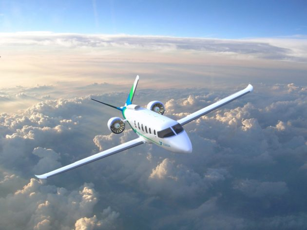 Small Hybrid-Electric Aircraft Might Reach Sky in 2022