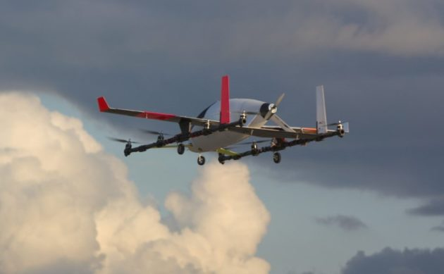 Boeing Buys Autonomous Drone-Maker Aurora Flight Systems