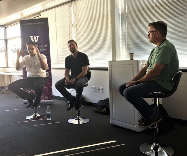 Startup Week session