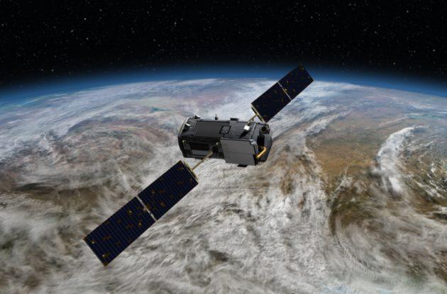 OCO-2 satellite