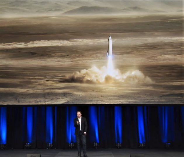 Elon Musk explains how big rocket's short hops will lead to