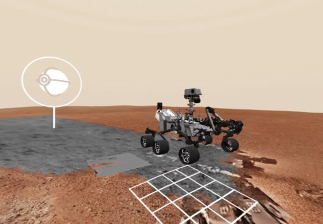 Virtual reality takes you on a trip to Mars with NASA rover – and to alien worlds, too