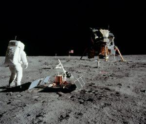 Apollo 11 site