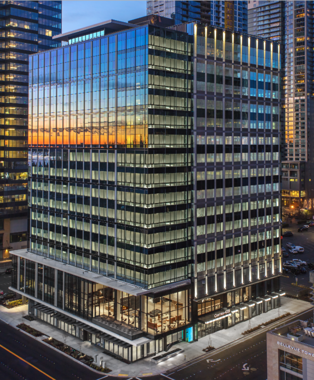 Microsoft Seattle Office: New Amazon Office Building Sells For $313M In One Of