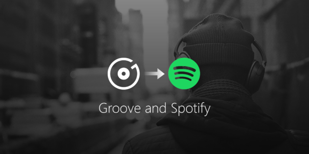 Microsoft Is Moving Groove Music Users To Spotify