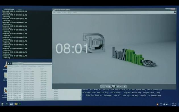 Mr  Robot' Rewind: Backdooring a monitor for FBI surveillance in