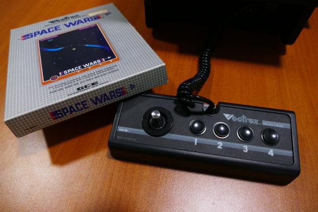 vintage video game