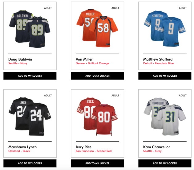 I rented an authentic NFL jersey for $20/month: Is this the
