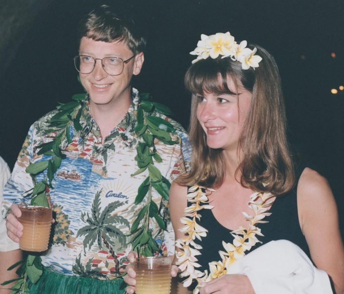It S Bill Gates Birthday And As Usual His Wife Melinda Shared