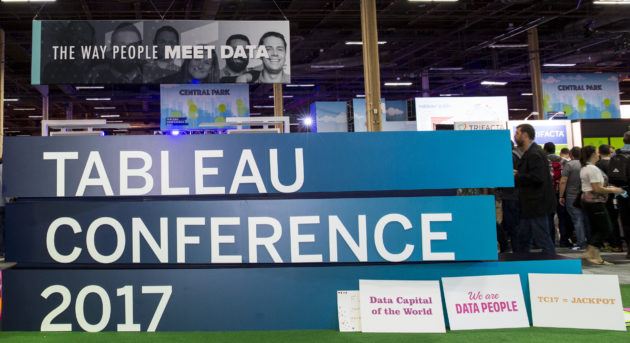 Tableau unveils new products to speed up and simplify data visualization at Las Vegas customer conference