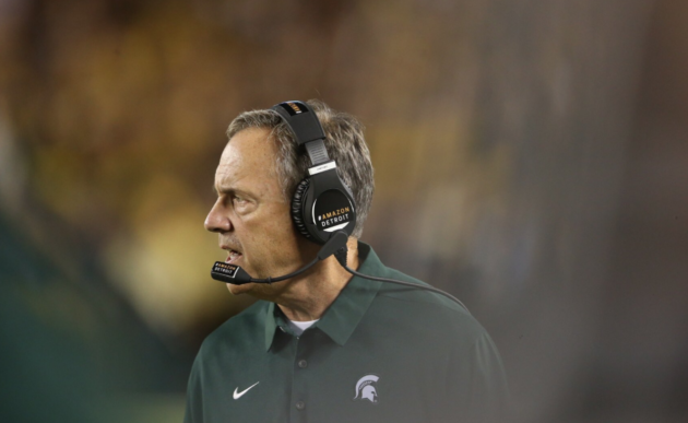 How Michigan State exposed Michigan's offensive problems in upset