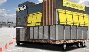 Carl's Jr. Amazon