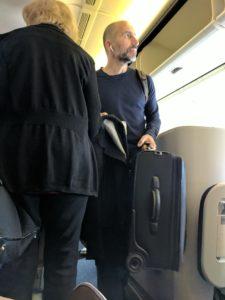 Dara Khosrowshahi flight