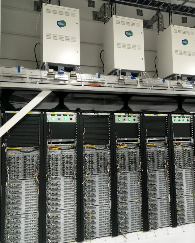 Cutting-edge Microsoft data center fuels a new vision for ...