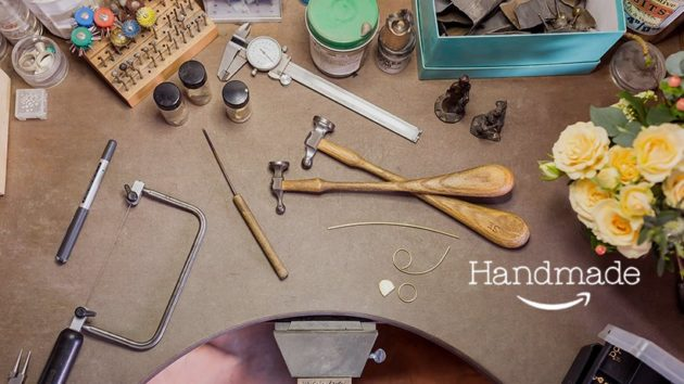 amazon launches handmade gift shop offering more artisan items in