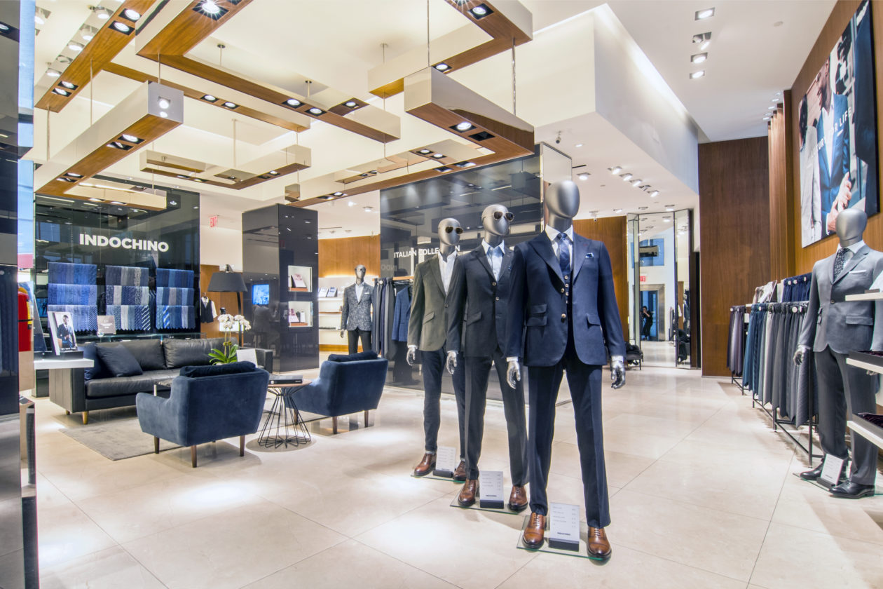 Retail Startup Specializing In Custom Tailored Suits Chooses Seattle