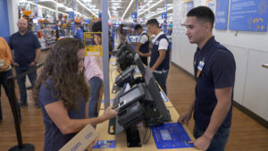 Walmart returns