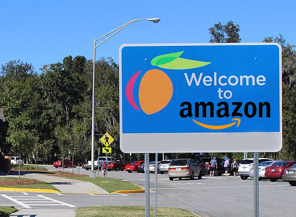 Would you want to live in the City of Amazon, Ga.?