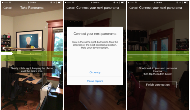 Zillow creates new '3D Home' feature with special photo app