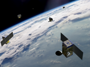 Black Sky satellites